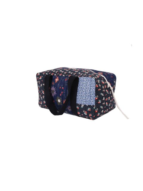 """<p>Heading off for the Easter break? Then make sure you travel in style with YMC's cute travel bag… YMC printed travel bag, £94, at <a href=""""http://goodhoodstore.com/?page=51&id=3542&type=womens"""">Goodhood</a></p>"""