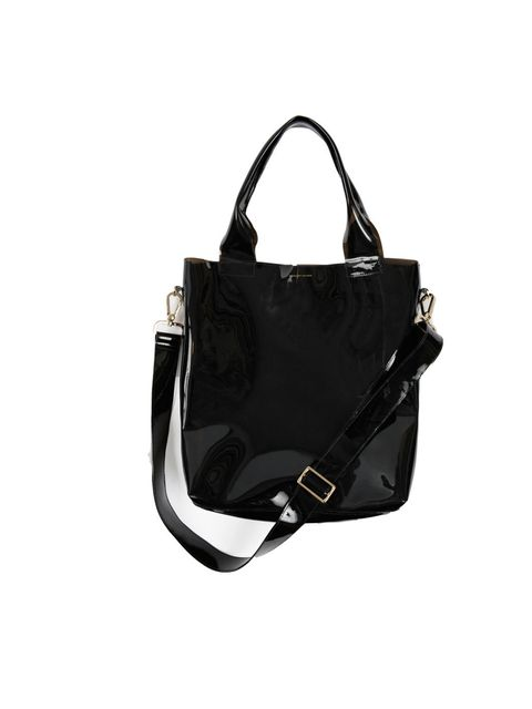 "<p>A perspex shopper makes even a trip to Tesco stylish… <a href=""http://www.kurtgeiger.com/women/accessories/perspex-bag.html"">KG Kurt Geiger</a> perspex shopper, £55</p>"