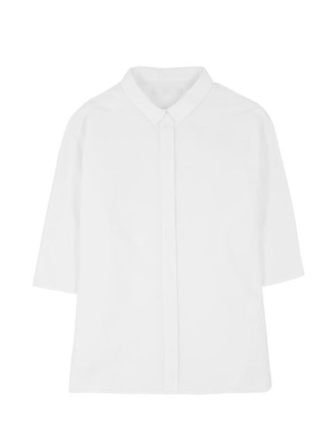 <p>Cos round collar shirt, £45, for stockists call 0207 478 0400</p>