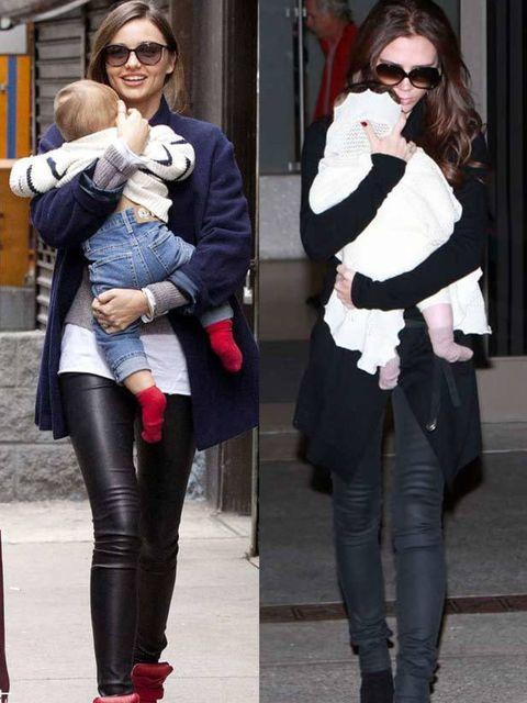 "<p>Fashion felt—well, cuter—this year, thanks to a few small bundles of joy. <a href=""http://www.elleuk.com/news/star-style-news/harper-s-first-shopping-trip"">Harper Seven Beckham</a>, <a href=""http://www.elleuk.com/news/star-style-news/victoria-and-kate-"