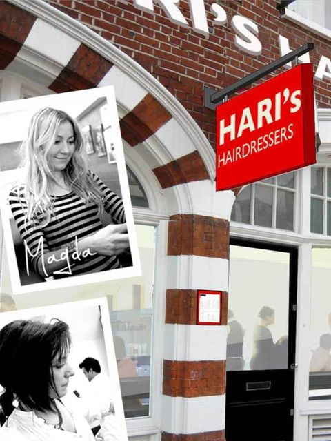 The next big names in hairdressing