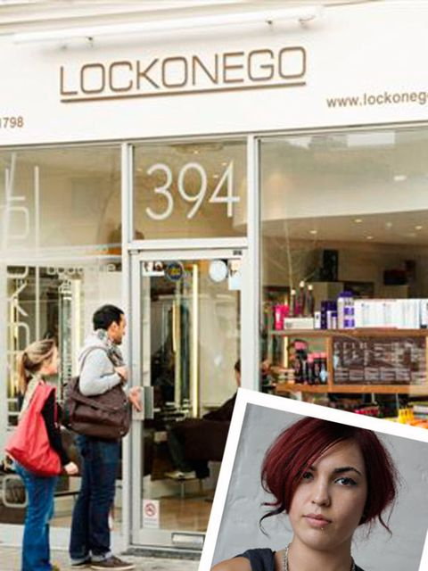 """<p><strong>Who: </strong>Amy Gowhary<strong>Protégé to: </strong>Jonathan Long (co-founder of Lockonego, he's styled Mischa Barton)<strong>Book in for: </strong>An ultra voluminous blow-dry<strong>Jonathan says:</strong> """"Amy has undisputedly become known"""