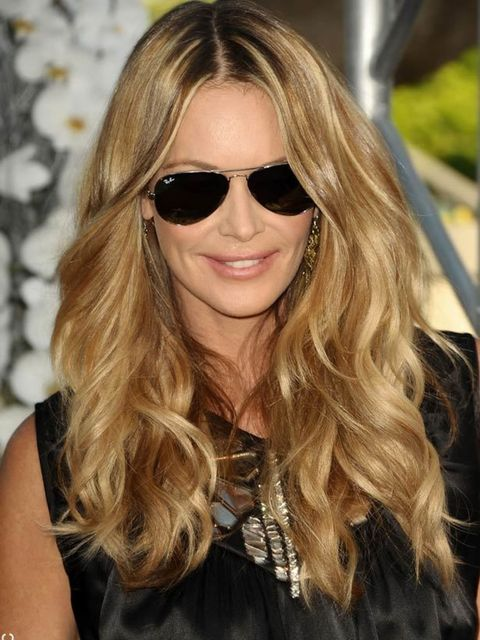 """<p><a href=""""http://www.elleuk.com/starstyle/celebrity-trends/(section)/everyone-s-wearing-knee-high-boots/(offset)//(img)/702309"""">Elle Macpherson</a>, who visits Josh Wood for regular colour appointments and Gossip Girl <a href=""""http://www.elleuk.com/star"""