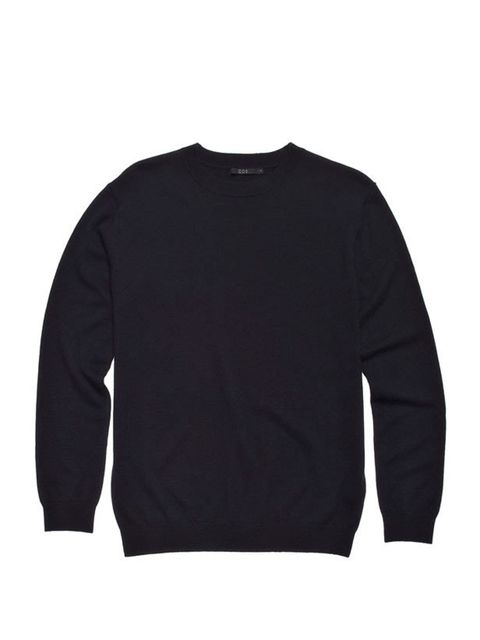 <p>Cos cashmere sweater, £89, for stockists call 0207 478 0400</p>