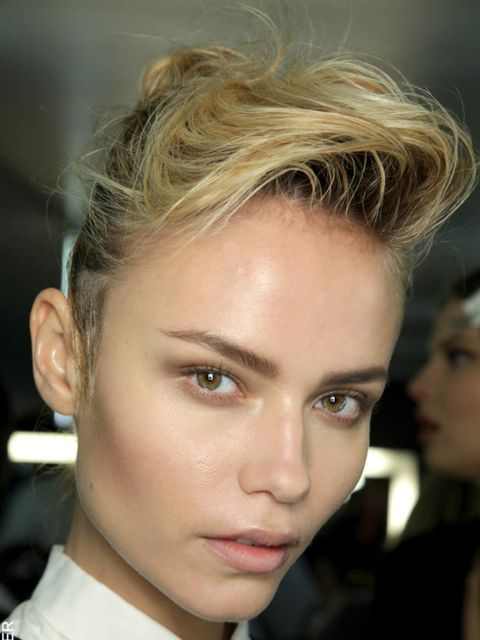 "<p>Get set for a boy/girl revolution this autumn if the mannish touches at several shows were anything to go by. At <a href=""http://www.elleuk.com/catwalk/collections/dolce-gabbana/autumn-winter-2011"">Dolce & Gabbana</a> gelled quiffs provided the boy"