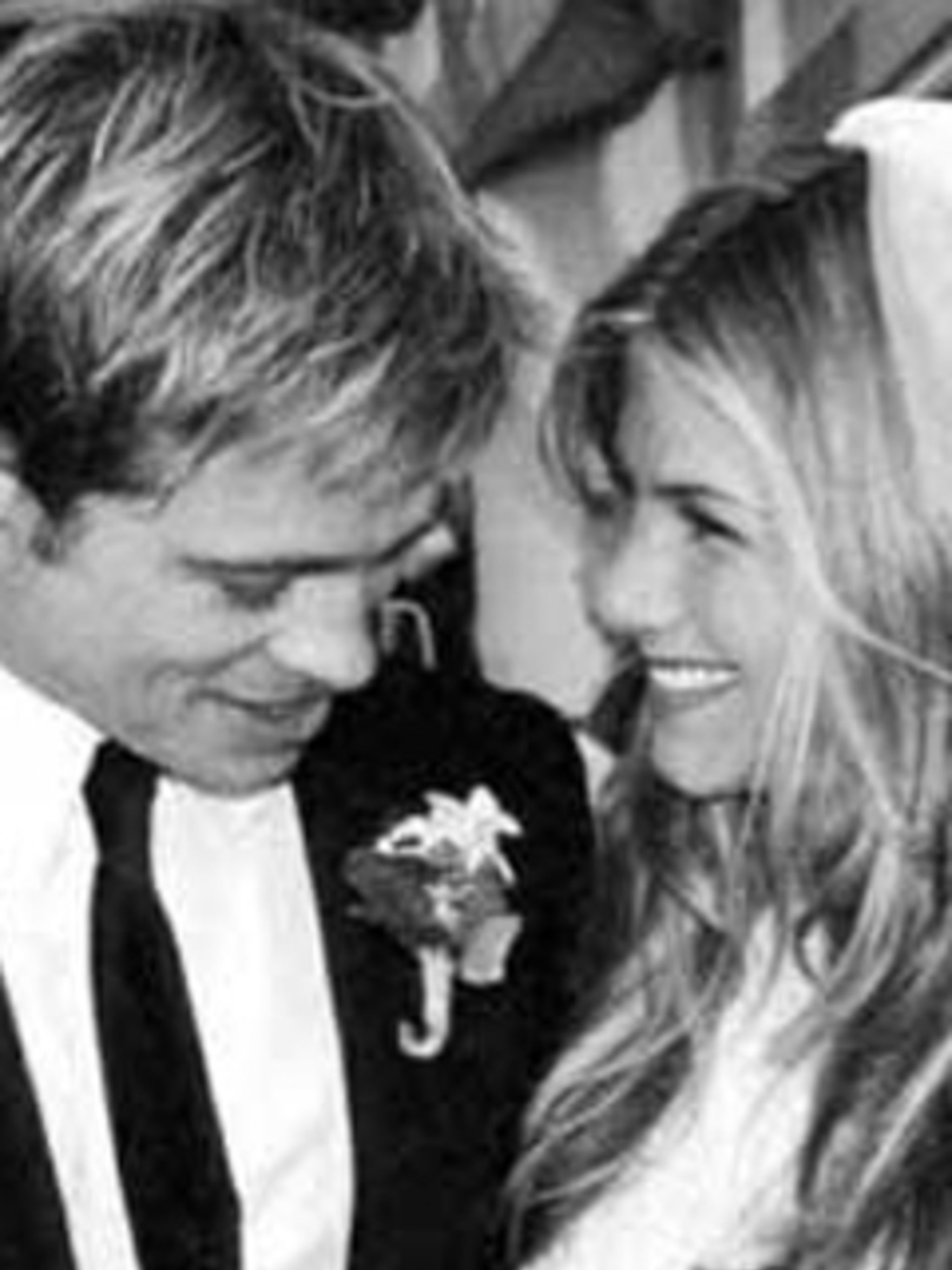<p>Adam Reed, who is the resident stylist on X Factor and Diane Kruger's hair stylist of choice, says, 'Kate should wear it down, tousled and soft – like Jennifer Aniston when she married Brad Pitt. I'd also change the colour for a softer tone, with subtl