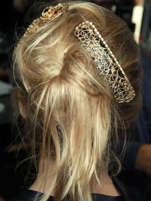 """<p><a href=""""http://www.elleuk.com/catwalk/collections/dolce-gabbana/"""">Click here to see the Dolce & Gabbana show</a></p>"""