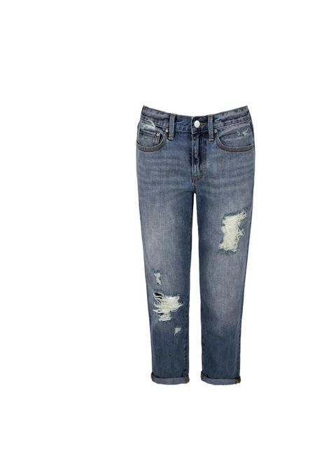 """<p>These boyfriend jeans are really well cut; I've already bought them in indigo selvage, and now I'm after a mid-blue pair for summer.</p><p>- Donna Wallace, Accessories Editor</p><p><a href=""""http://www.gap.co.uk/browse/product.do?cid=57396&vid=1&pid=000"""
