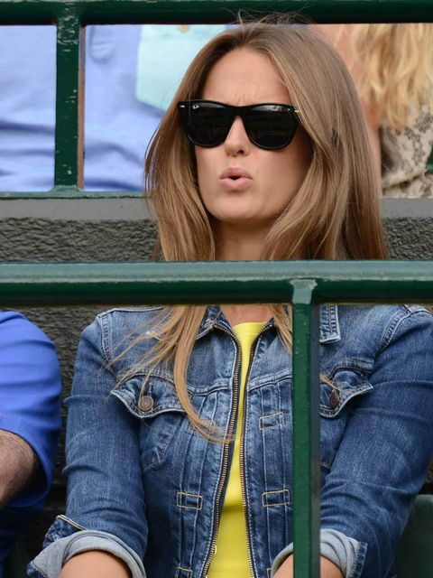 """<p><strong>Kim Sears</strong></p><p><strong>WWAG Ranking:</strong> No.1</p><p><strong>Doubles with: </strong>Andy Murray</p><p>While Murray may be yet to lift the trophy on Centre Court, <a href=""""http://www.elleuk.com/star-style/celebrity-fashion-trends/l"""