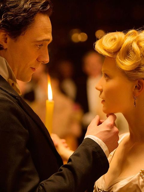 <p>FILM: Crimson Peak</p>  <p>It's almost Halloween. We mention this 1. In case you haven't had time to stock up on Haribo Fangtastics as yet (so good); and 2. To put you in the mood for this chilling new ghost story from Pan's Labyrinth director Guillerm