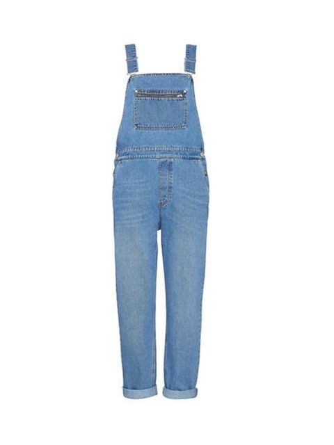 "<p>Could these be the perfect denim dungarees? Acting Commissioning Editor Georgia Simmonds will report back. </p>  <p><a href=""http://www.whistles.com/women/clothing/jeans/slim-denim-dungarees-20093.html?dwvar_slim-denim-dungarees-20093_color=Denim#"" tar"