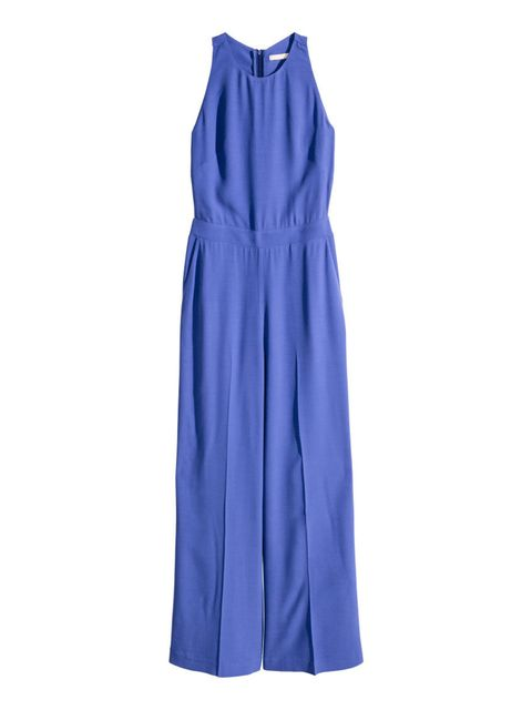 "<p><a href=""http://www.hm.com/gb/product/19679?article=19679-A"" target=""_blank"">H&M</a> jumpsuit, £39.99</p>"