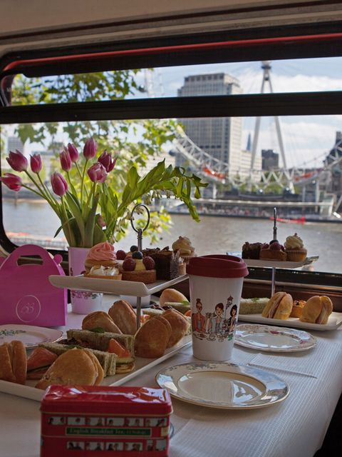 <p>FOOD AND DRINK: BB bakery Afternoon Tea Bus Tour</p><p>A charmingly irreverent variation on a very British theme, this recently launched concept bus tour is an original, utterly decadent way to see the city's sights.</p><p>Over the course of ninety min