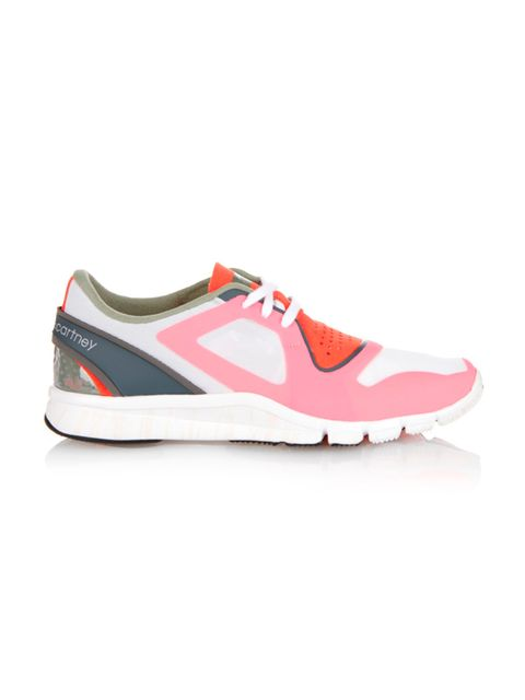 "<p><a href=""http://www.matchesfashion.com/products/Adidas-By-Stella-McCartney-Alayta-low-top-trainers-1018701"" target=""_blank"">Adidas by Stella McCartney trainers</a>, £110</p>"