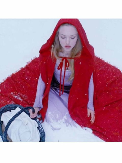 <p>Amanda Seyfried in 'Red Riding Hood', 2010.</p>