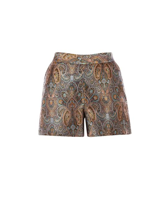 "<p>Whether you're looking for a quick and affordable wardrobe update or in need of something a little different to the LBD, why not try Warehouse's paisley shorts?... Warehouse paisley shorts, £55</p><p><a href=""http://shopping.elleuk.com/browse?fts=wareh"