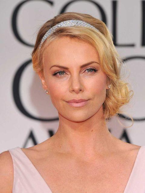 <p>The Golden Globe Awards in LA, January 2012</p>