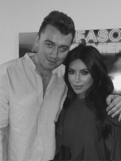 <p>Kim Kardashian (@kimkardashian)</p>  <p>'Sammy'</p>