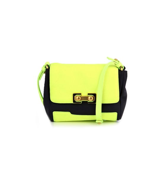 "<p>Marc by Marc Jacobs neon bag, £182 (was £260), at <a href=""http://www.matchesfashion.com/product/54564"">Matches Fashion</a></p>"