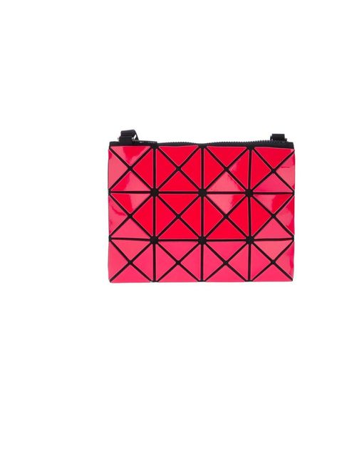 "<p>A pop of colour lifts you out of a monochrome palette in the gloomy weather. Bao Bao <a href=""http://www.elleuk.com/catwalk/designer-a-z/issey-miyake/autumn-winter-2013"">Issey Miyake</a> bag £221 at <a href=""http://www.farfetch.com/shopping/women/bao-b"