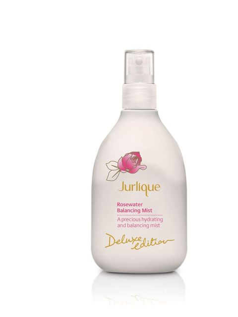 "<p>The skin refresher</p>  <p><a href=""http://www.jurlique.co.uk/products/rbm/rosewater-balancing-mist"" style=""line-height: 1.6;"">Jurlique Rosewater Balancing Mist</a><span style=""line-height:1.6"">, £21.50.</span></p>  <p>A speedy saviour when you don't h"