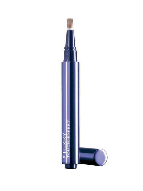 "<p>The cover-up</p>  <p><a href=""http://uk.spacenk.com/Touch-Expert-Advanced/MUK200005845,en_GB,pd.html"">By Terry Touch-Expert Advanced Multi-Corrective Concealer Brush</a>, £28.50.</p>  <p>This highlighting concealer is ultra-light, never cakes, covers e"