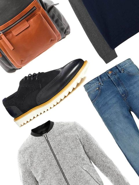 <p>Hours spent scrolling through the a/w 2014 menswear shows has inspired us. Not only to adopt a more boyish take on our wardrobes but to raid the menswear sections for pieces we can actually wear. Want to join in? Here's our edit...</p>