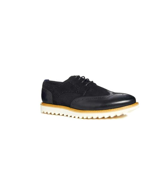 "<p><a href=""http://www.asos.com/ASOS/ASOS-Brogue-Shoes-in-Leather/Prod/pgeproduct.aspx?iid=3448379&WT.ac=rec_viewed"">Asos</a> leather brogues, £65</p>"