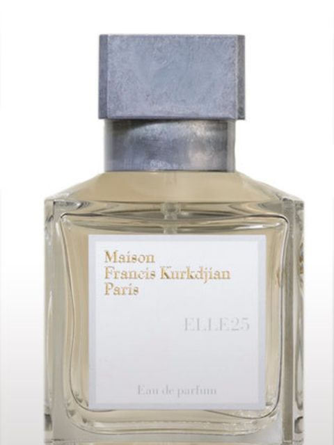 <p>'British ELLE inspired me to create a scent for a woman who, in my opinion, was free as air,' Francis explains. 'She is a woman of many emotions who is liberated, humorous, tender and elegant. Bouquets of flowers, cedarwood essential oil, musk and a Ch