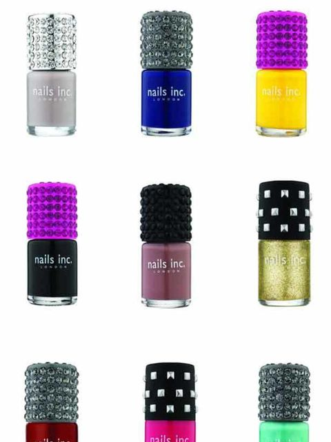 <p>This is the perfect present for anyone who loves their nail products. For just £20 you can design the perfect nail colour for your friends with Nails inc. Couture Nails. This online service allows you to chose every detail of your nail colour. Chose fr