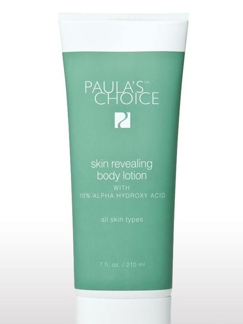 <p><strong>Ten days to go</strong></p><p>Start lightly exfoliating with this skin body lotion by slathering on after showering every day for 10 days before you jet off. The 10% Alpha Hydroxy Acid will gently slough away at dead skin cells – no scrubbing r