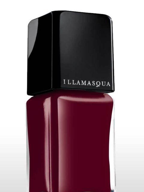 "<p>Illamasqua Nail Varnish in Vice, £13.50 (available end of September from <a href=""http://www.illamasqua.com/"">illamasqua.com</a>)</p>"