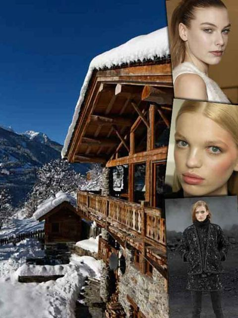 <p><strong>Ski Resort Christmas by Emma Smith, ELLE and ELLEuk.com Beauty Director</strong>Under the no-nonsense regulations stipulated by my husband-to-be, a ski holiday is not a time for too much relaxation, in fact it's breakfast on first lifts and non