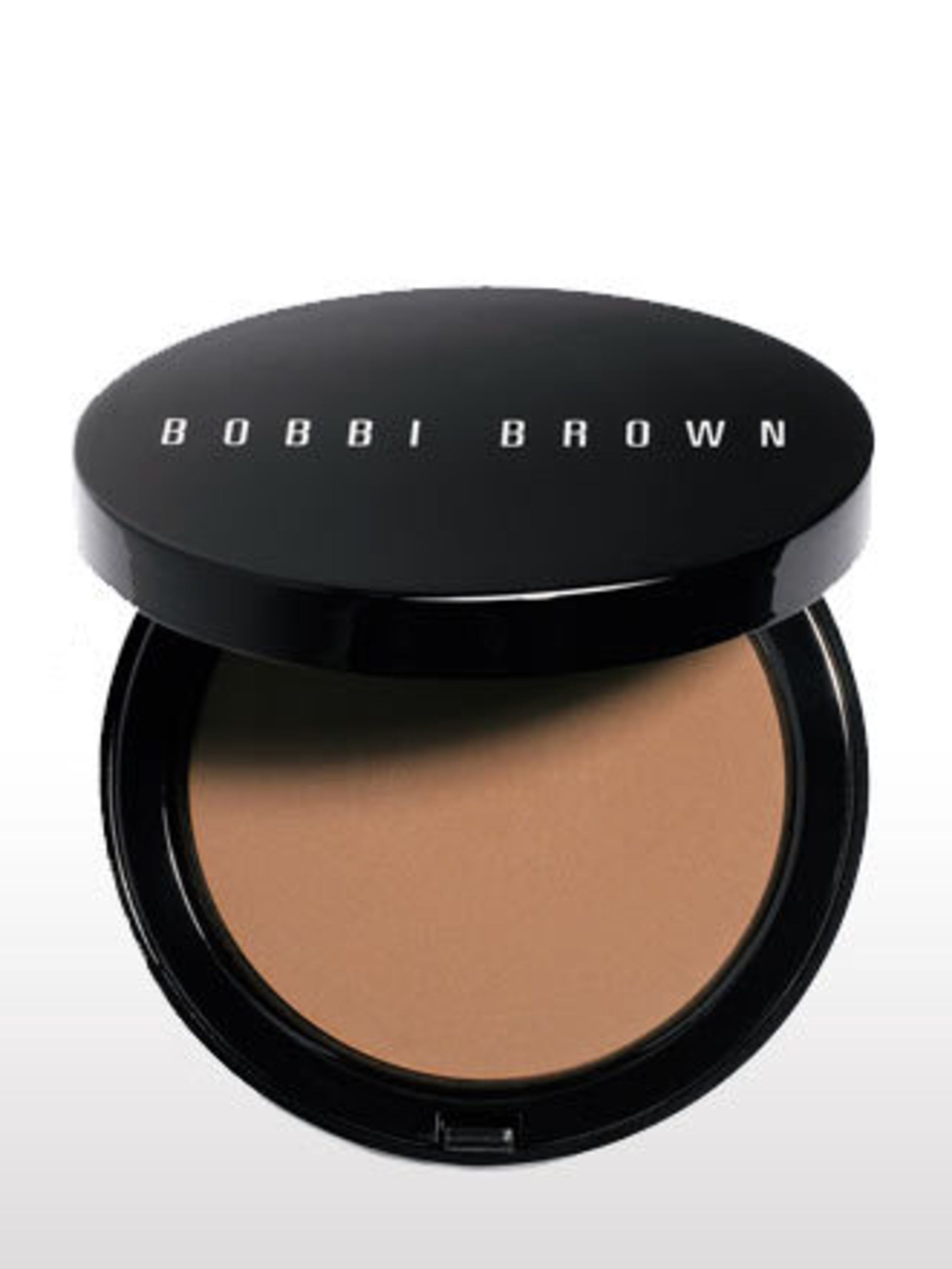"<p>This is the perfect shade for my skin and stays firmly put all day.</p><p><a href=""http://www.bobbibrown.co.uk/product/2324/8166/Makeup/Cheeks/Bronzers/Bronzing-Powder/index.tmpl"">Bobbi Brown</a> Bronzing Powder, £26</p>"