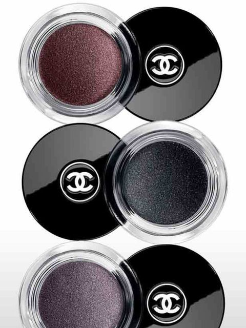 <p>The smoky dark eye shadow is so wearable in the evenings, and I love how you can just use your fingers to rub the shade in to give it an undone finish.</p><p>Chanel Illusion D'Ombre, £22.50 (launches 19 August)</p>