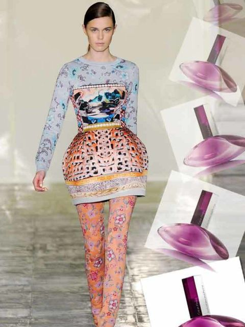 "<p>The blindingly bright colours and bold prints that were the backdrop to our summer are crossing over in to AW11. Just look at <a href=""http://www.elleuk.com/catwalk/collections/mary-katrantzou/autumn-winter-2011"">Mary Katrantzou</a> (pictured). Whilst"