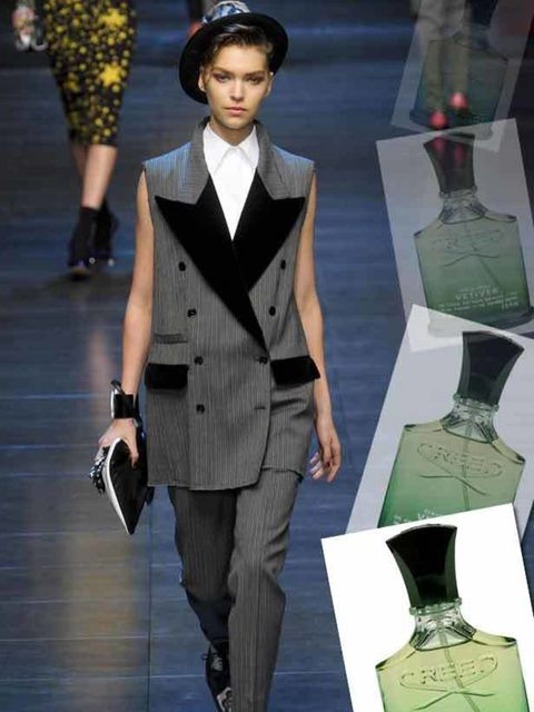 <p>Who's to say which fragrances are for women and which are for men? We here on ELLE Beauty Team, we are partial to men's fragrances and the fragrance industry is getting in on the act too. If the AW11 catwalk isn't concerned with gender stereotypes - <a