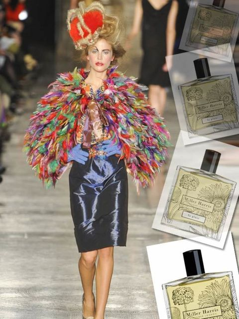 "<p>'Conjuring the inky blue-black of clouds heavy with rain and the heightened sense of expectancy before a thunderstorm,' is how Miller Harris La Pluie, £85 for 100ml edp (<a href=""http://www.millerharris.com/home/"">www.millerharris.com</a>) is described"