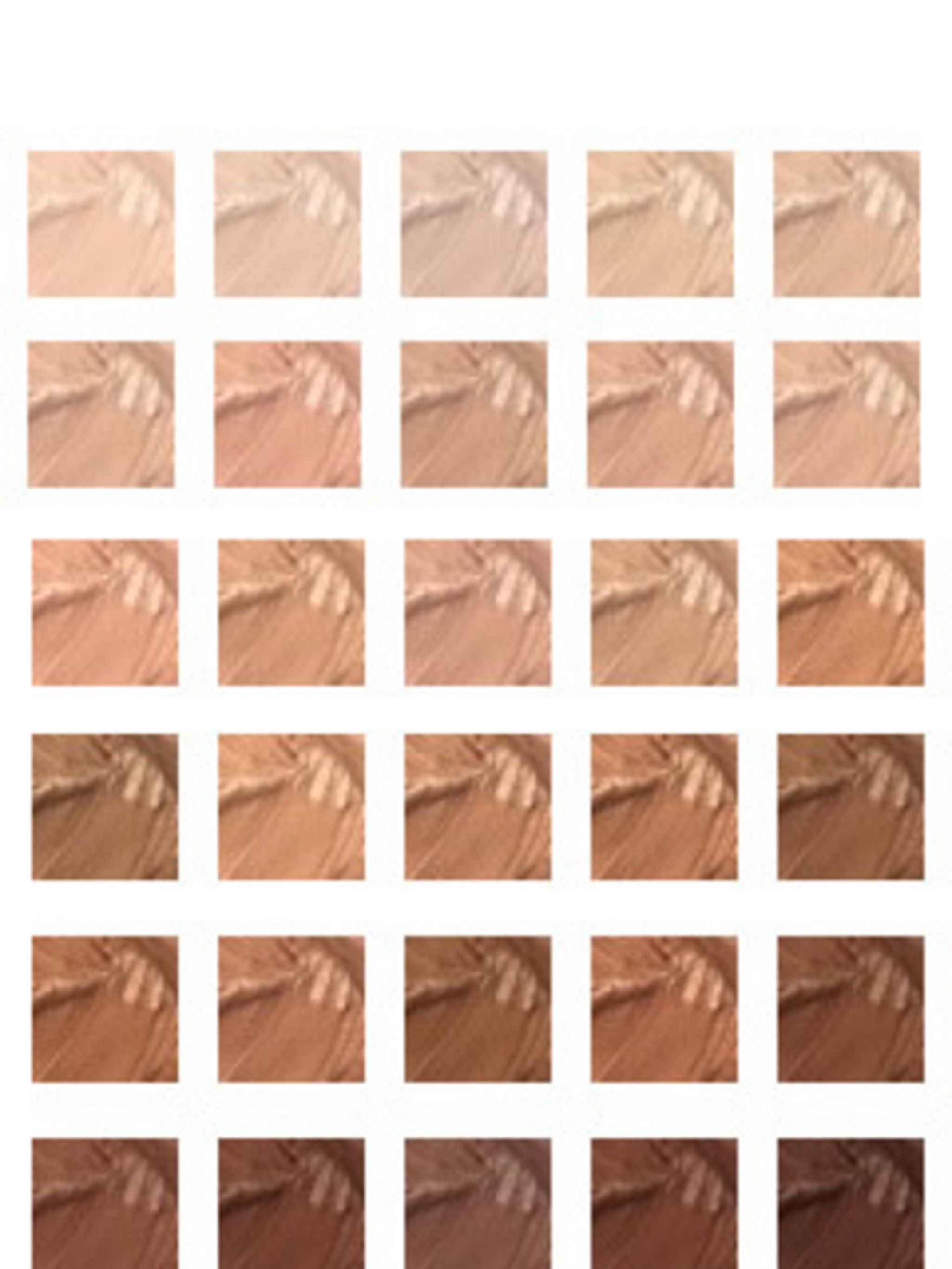 <p>Despite it costing the brand more than it actually makes in sales, Becca Cosmetics founder Rebecca Morrice Williams insists on having a whopping 30 shades of Stick Foundaton, £35, and 33 shades of Compact Concealer, £30, available to her customers. The