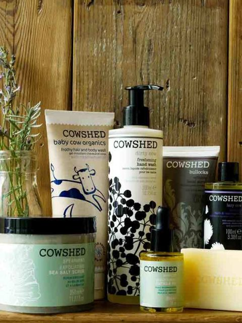 <p>From its humble beginnings in a cowshed (hence the name) in 1998, Cowshed have gone on to become a highly coveted brand found in the most luxurious hotels around the world.  It was first created at Babington House hotel in Somerset, initially for use o