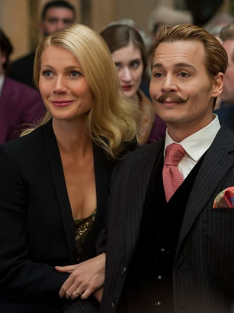 <p><strong>FILM: Mortdecai</strong><br /> <br /> Johnny Depp heads an all-star cast in this comedy caper, which also features Gwyneth Paltrow, Ewan McGregor and Olivia Munn.<br /> <br /> Depp plays Charlie Mortdecai, an art dealer on the hunt for a stolen