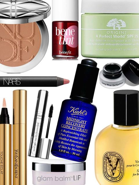 "<p>Team ELLE passes the time - when we're not busy writing copy - trialling the very best high street beauty bargains starting from just £4.49 and all under £50. See which products made it into this edit and our make-up bags...</p><p><em><a href=""http://w"