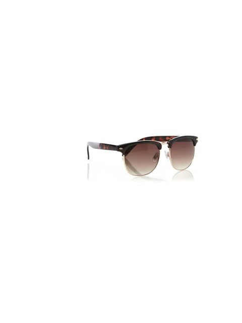 "<p>A classic pair of tortoiseshell sunglasses will see you through the summer; this Oasis pair is Chief Sub Editor / Production Editor Fern Ross' festival essential</p><p><a href=""http://www.oasis-stores.com/resin-and-metal-wayfarer/sunglasses/oasis/fcp-p"