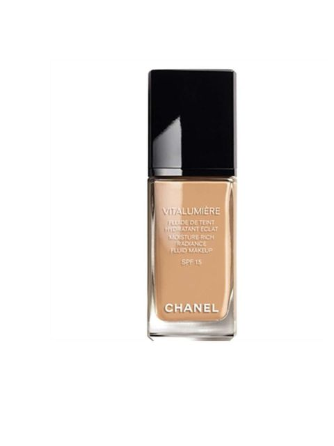 """<p><a href=""""http://www.elleuk.com/star-style/news/pixie-geldof-is-elle-s-august-2013-london-fashion-cover-star"""">Pixie's</a> foundation base gives just the right amount of coverage for flawless skin whilst still being light enough for her natural freckles"""