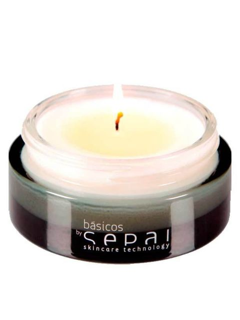 <p>This multi-purpose candle doesn't just create a soothing, delicately scented ambience for you to relax in, once the paraffin-free wax (with a concentrated blend of coconut, rice, jojoba, avocado and shea butter) has melted you can use it as a moisturis