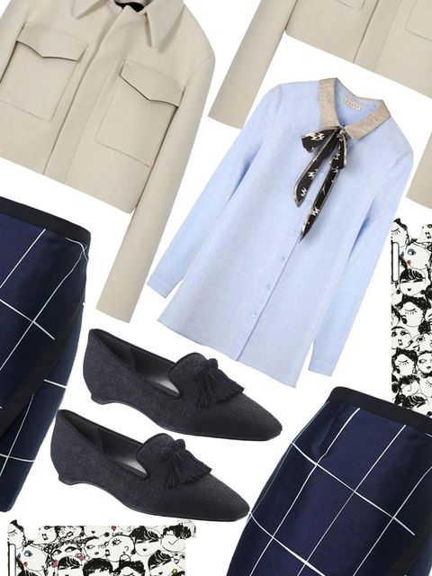 <p>With rules to be adhered to, looking stylish in the office can be tricky territory. But just because short skirts and quirky prints are a no-no it doesn't mean you can't inject some personality into your working wardrobe. We've picked some of our favou