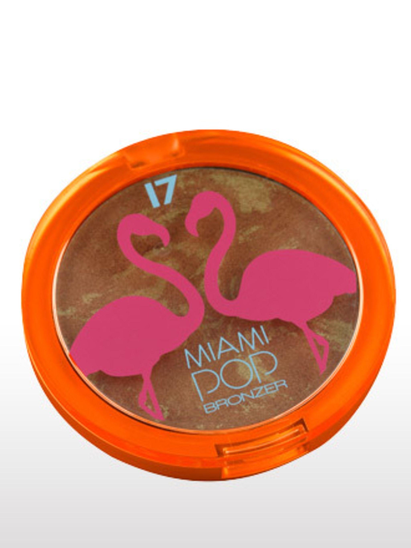 "<p><a href=""http://www.boots.com/"">Boots</a> 17 Miami Pop Bronzer, £4.99</p>"
