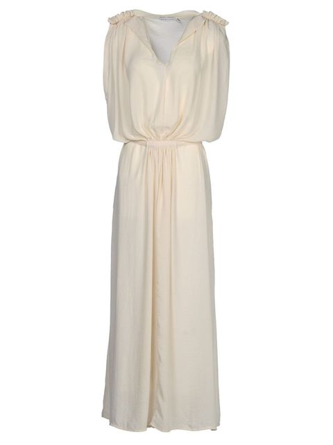 "<p>Long dress, See by Chloe at <a href=""http://www.yoox.com/uk/women"">Yoox</a>, was £281, now £250.</p>"