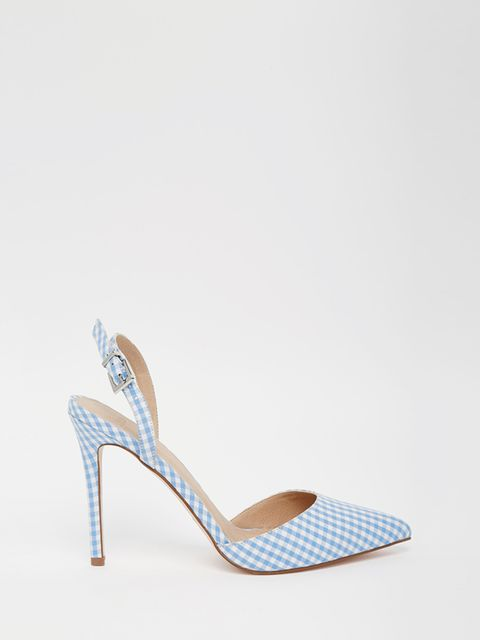 """<p><a href=""""http://www.asos.com/asos/asos-pyramid-pointed-high-heels/prod/pgeproduct.aspx?iid=6019168&clr=Multi&SearchQuery=pyramid+shoes&pgesize=3&pge=0&totalstyles=3&gridsize=3&gridrow=1&gridcolumn=2"""" target=""""_blank"""">ASOS PYRAMID Pointed High Heels</a><"""
