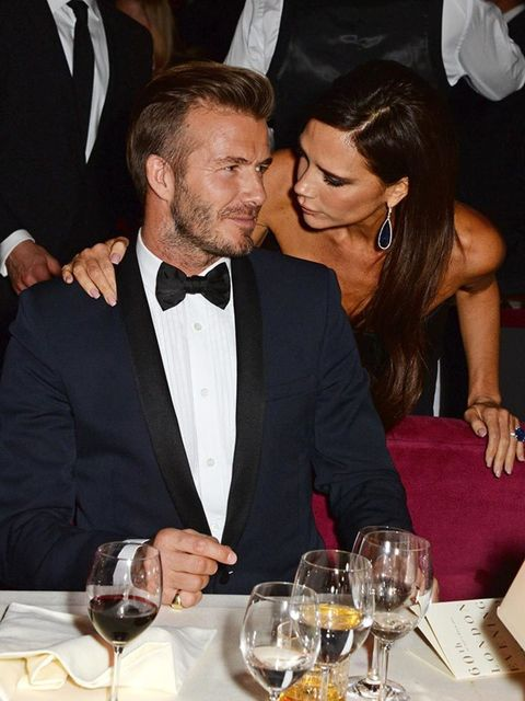 "<p>Victoria and David Beckha</p>  <p>You could say this couple really has lived by their 'for better or worse' vows, but at the end of it all, they're still going strong. David recently posted a throwback pic of them on instagram with the caption, ""16 yea"